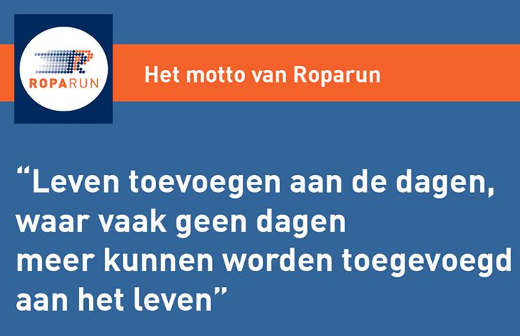 roparun-motto